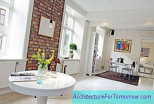 Swedish Inspiration - White Apartment in Goteborg