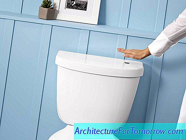 Wave to Flush: Touchless Toilet Kit voor verhoogde badkamerhygiëne [Video]
