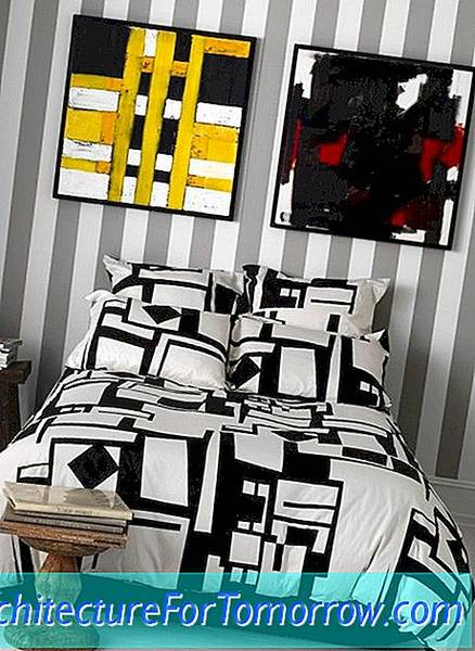 Slaapkamer Modern Bedding Collection van DwellStudio