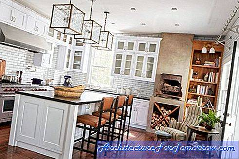 Verkrijg de Look of Tate Taylor's Dream Kitchen van Shawn Henderson