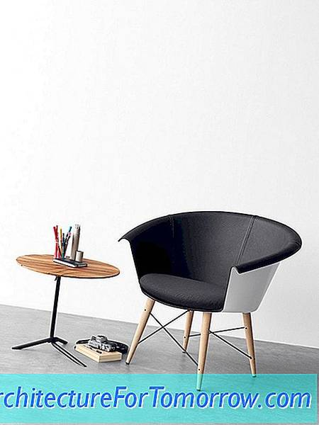 Elegant Furniture Duo door Jangir Maddadi: Captain Chair en Grace Collection