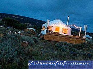 Deze Jackson, Wyoming, Yurt brengt een dosis Whimsy to the Wilderness